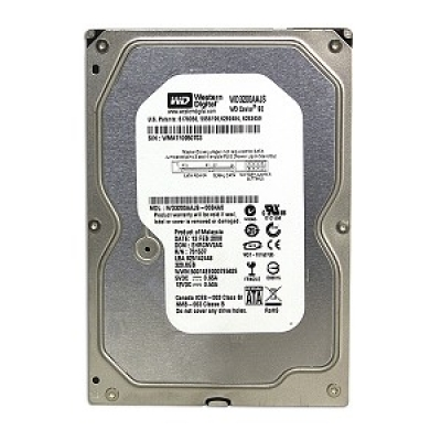 Western Digital Caviar Blue 320GB SATA  Hard Drive